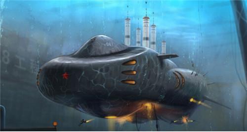 中国098核潜艇 - 挥斥方遒 - 挥斥方遒的博客