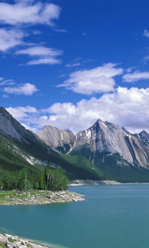 加拿大风景主题壁纸