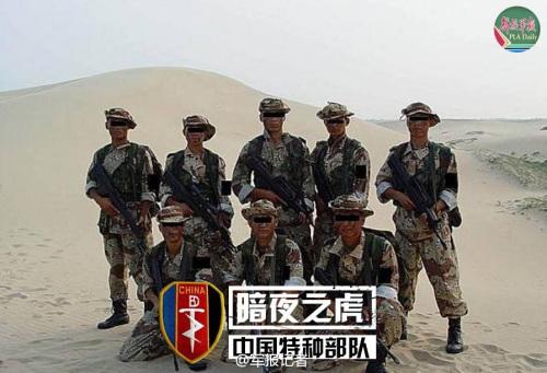 解放军十大特种部队曝光