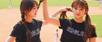 韩国超正点啦啦队女孩 甜美笑容迷倒众生