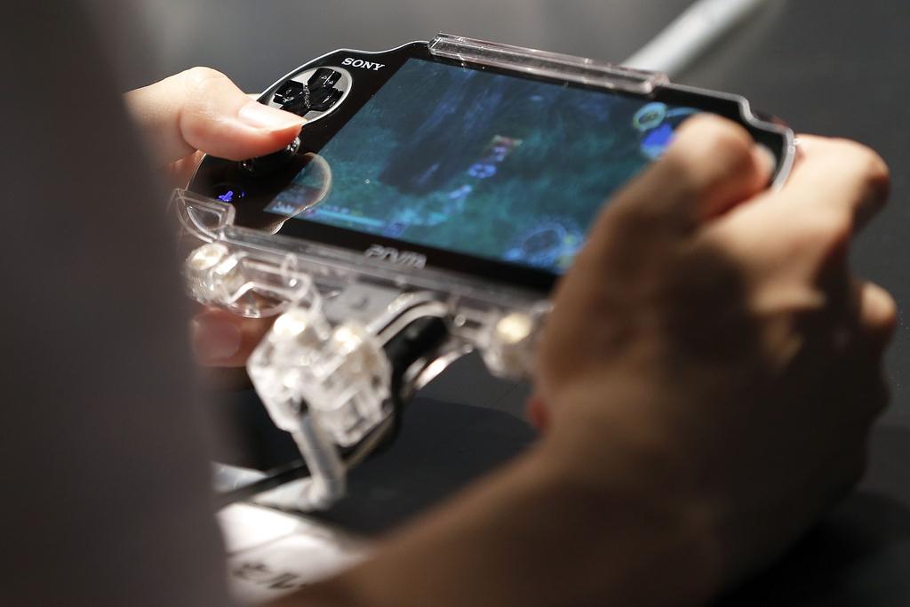 索尼PS Vita的对手是手游?也许只是不像任天堂那样小而美
