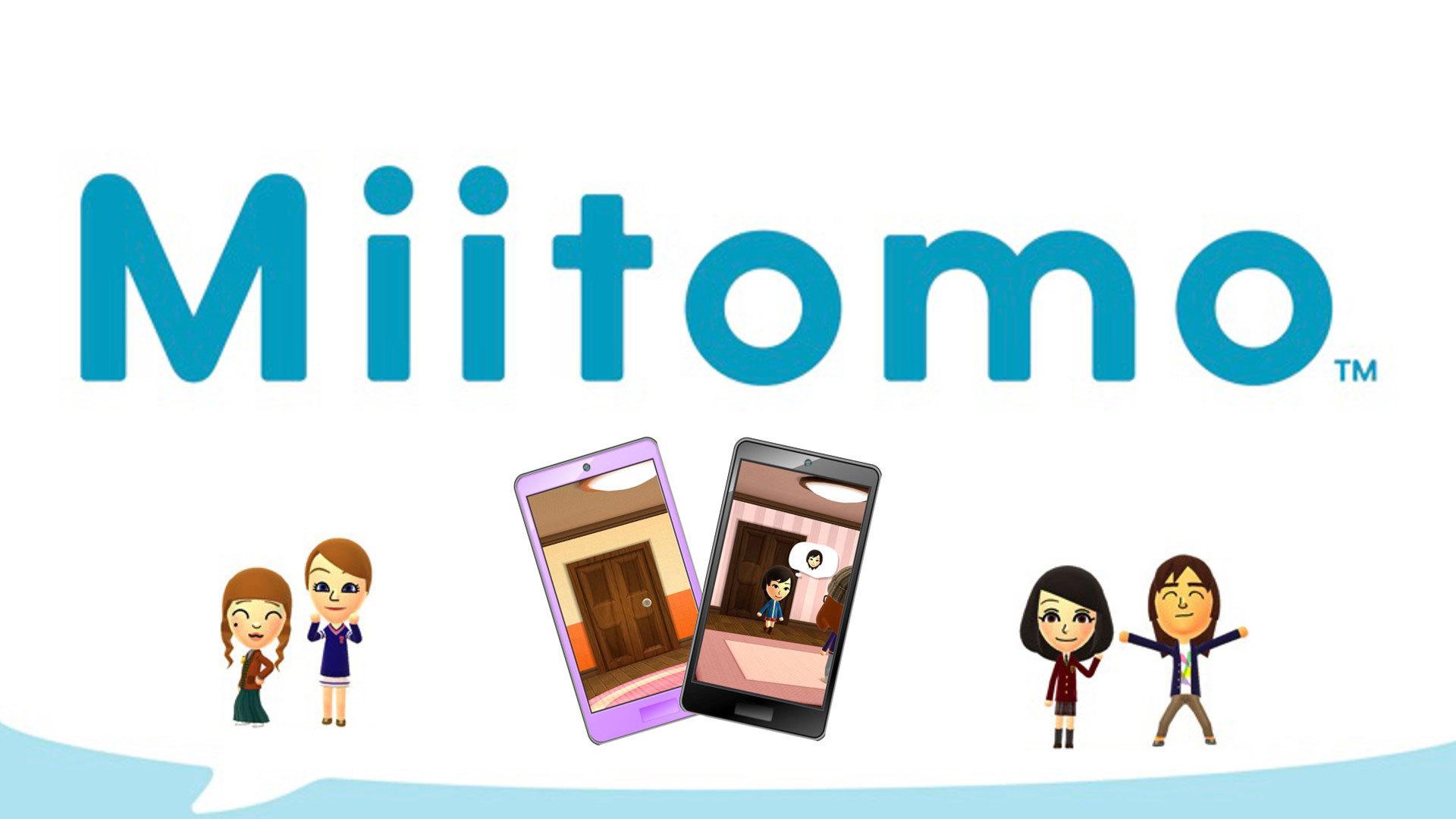 任天堂《Miitomo》月底登陆欧美