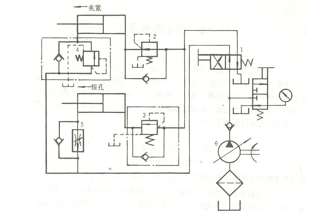 液压传动_360百科图片