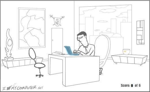 >办公室泡美女