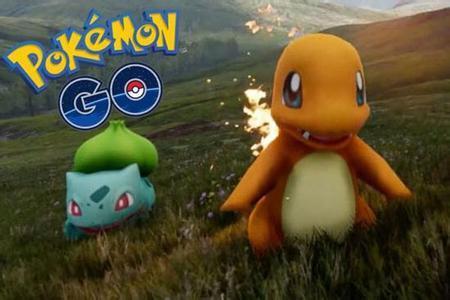 美国《Pokemon Go》玩家已集齐所有宠物