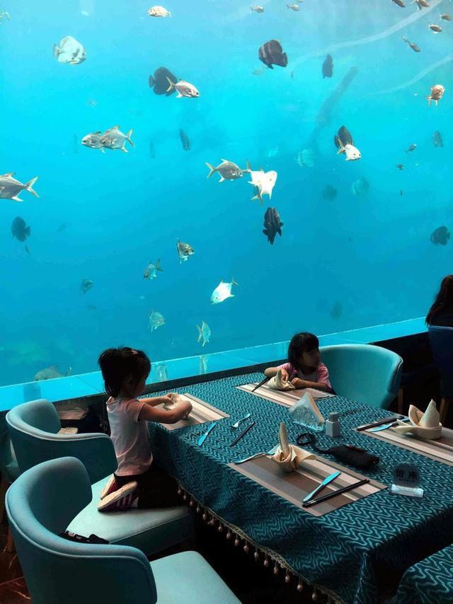 三亚瑞德姆海底餐厅