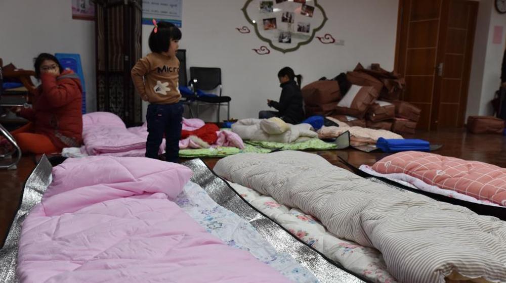 浙江宁波江北区发生爆炸 受影响群众得到妥善安置