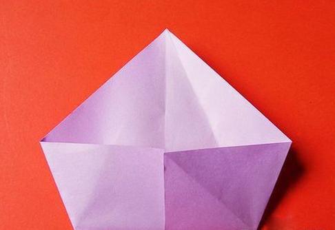 折纸天鹅的步骤