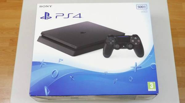 PS4 slim发售带动主机大卖9.6万台