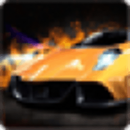 燃烧的汽车