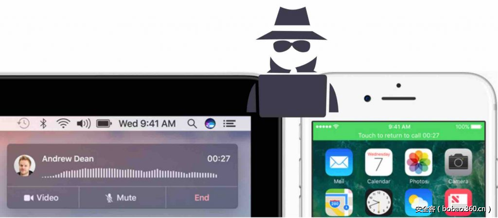 【技術分享】如何利用蘋果的Call Relay協議DIY間諜軟件(下)含視頻