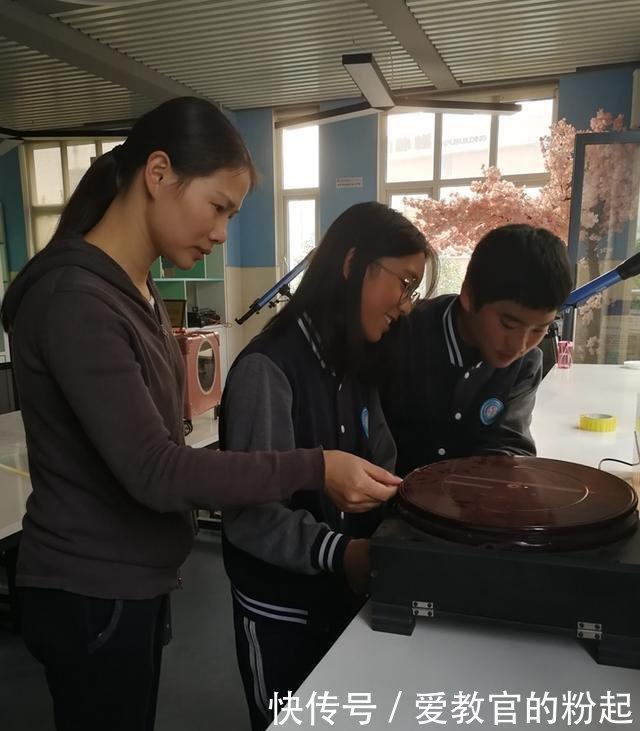 长沙一年轻物理女老师三年带出20余名小发明家:她是怎么教学生的