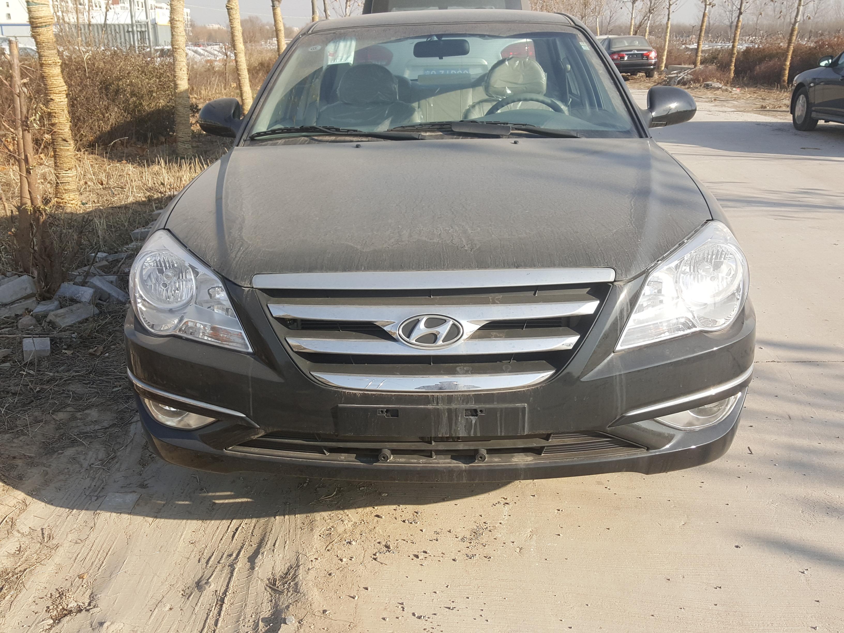 北京现代名驭厂家最后一批 库房现车特价