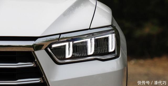 少有的国产良心车!三大件可靠、配同级最大中控屏,9万还买H6?