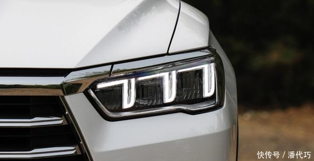 <b>少有的国产良心车!三大件可靠、配同级最大中控屏,9万还买H6?</b>