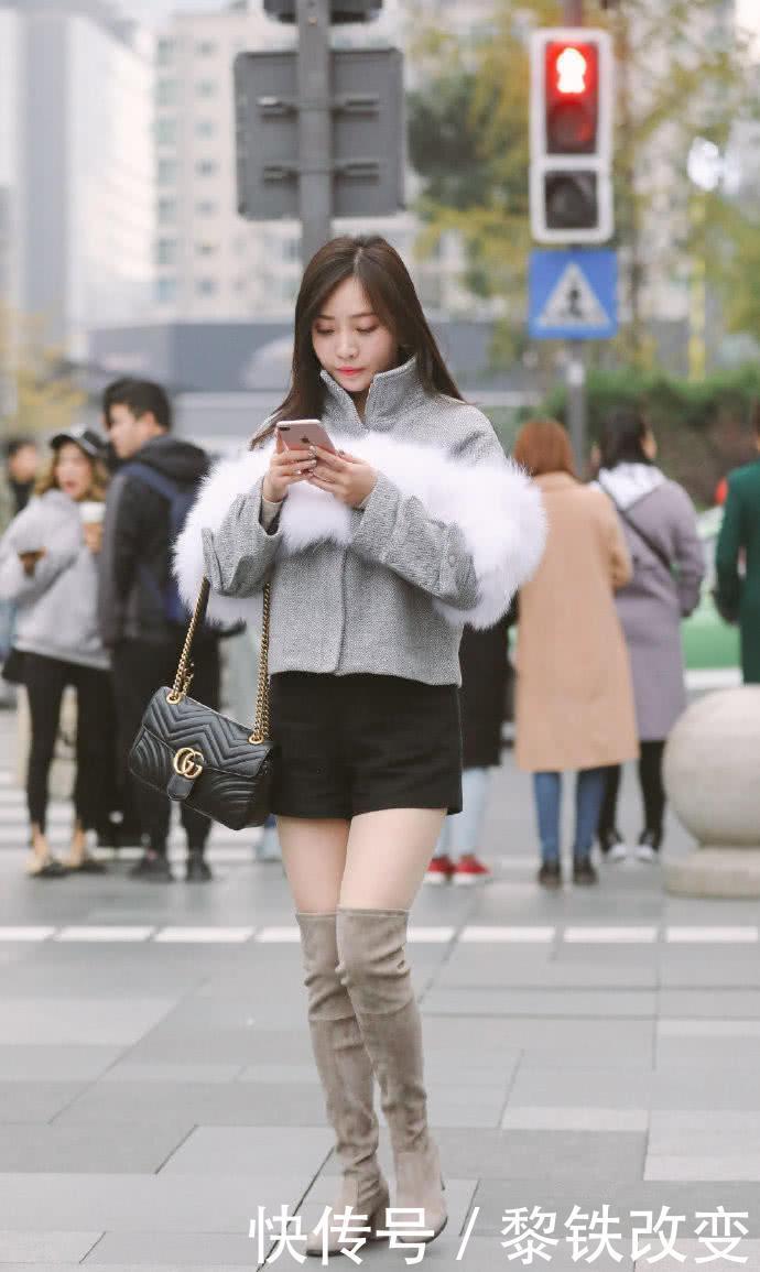 东方女人网|美女街拍:潮流是一种态度,带你领会时尚的美!
