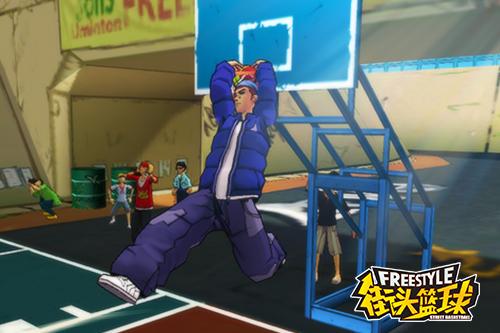 《街头篮球》手游技能系统曝光