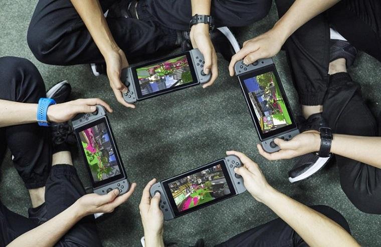 任天堂Switch玩法