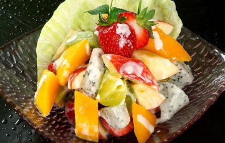 营养水果早餐 - 图片2