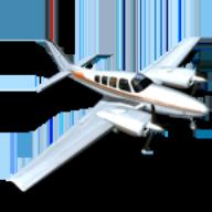 飞行模拟海滩城