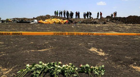 埃塞航空难救援工作基本结束