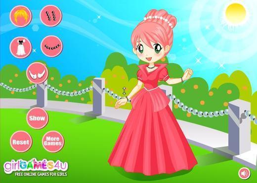 美丽公主2图片