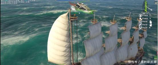 海盗冒险游戏《ATLAS》遇老外成群挑衅?玩家海岛协同作战巧妙致胜