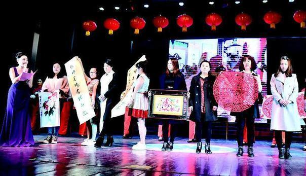 吕梁:文水县妇联举行