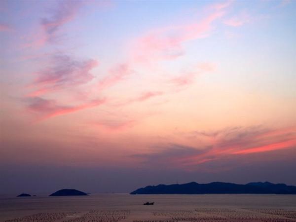 东海渔村 美丽嵊泗 离岛 微城 慢生活