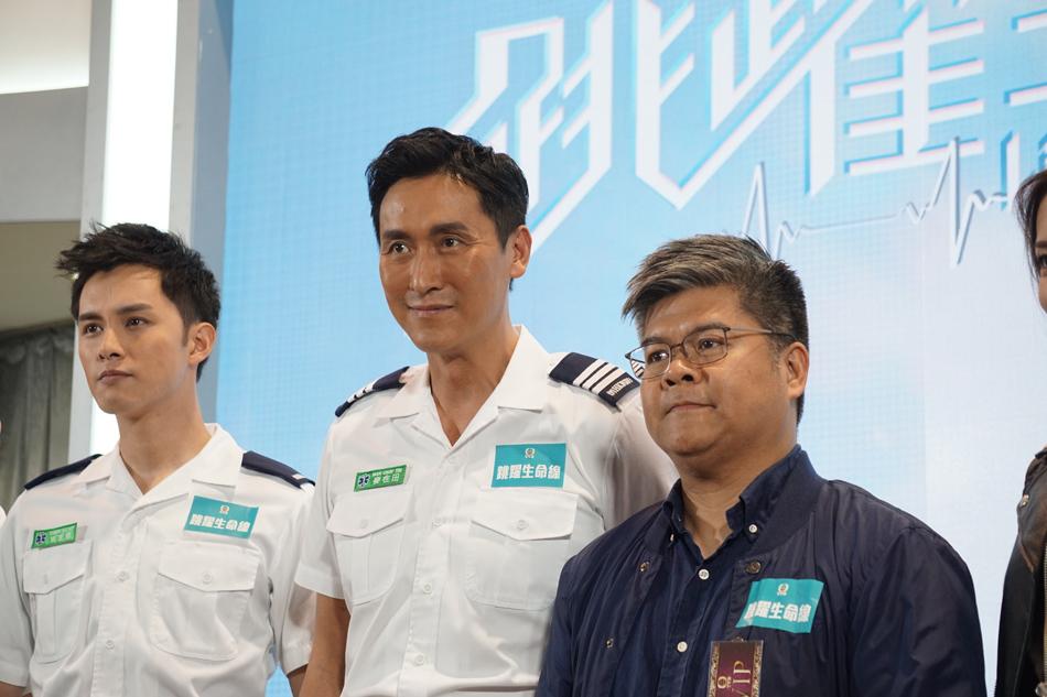 """优酷、TVB、TVBC推""""全球同步剧""""《大帅哥》等将内地香港同步播出"""