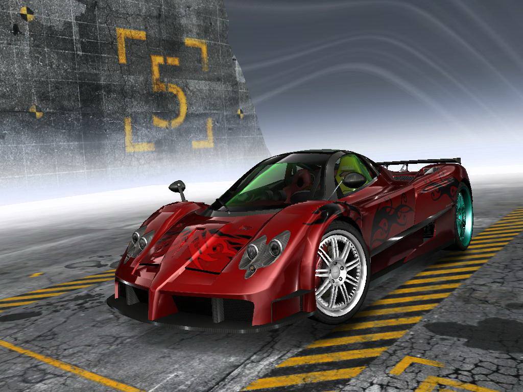 极品飞车6