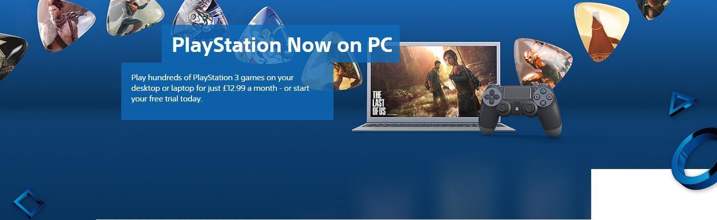 PS NOW服务正式登录PC