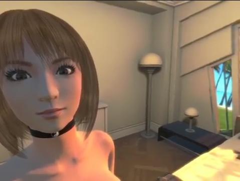 首款VR成人游戏《BeacHouSex》曝光