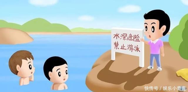 """男孩游泳回来一周以后因溺水身亡,""""干性溺水""""为家长敲响警钟"""