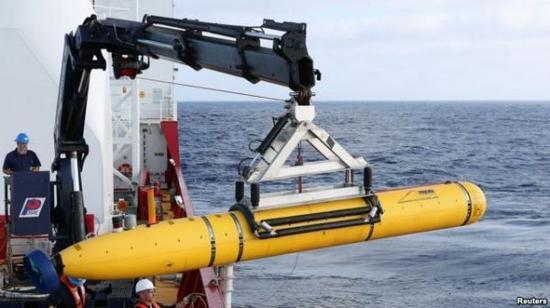 价值百万水下机器人被抢走:中国回应让美军很难受 - 一统江山 - 一统江山的博客