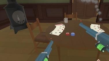 VR射击游戏《牛仔和外星人》10月31日上架Steam平台