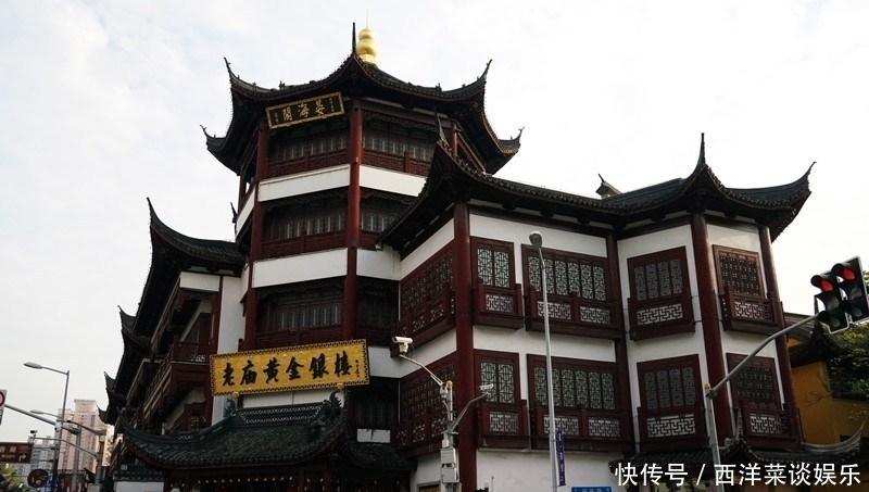 """招待过各国领袖的,上海经典老字号""""绿波廊""""国宴点心来尝下!"""