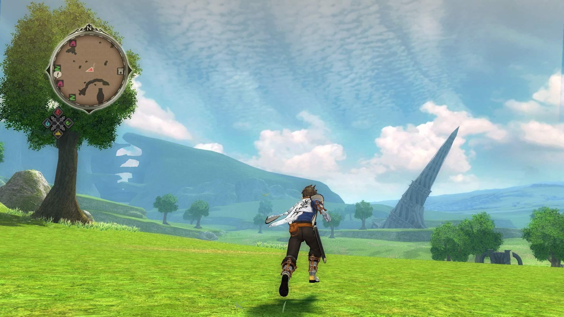PS4日版《情热传说》上架PSN