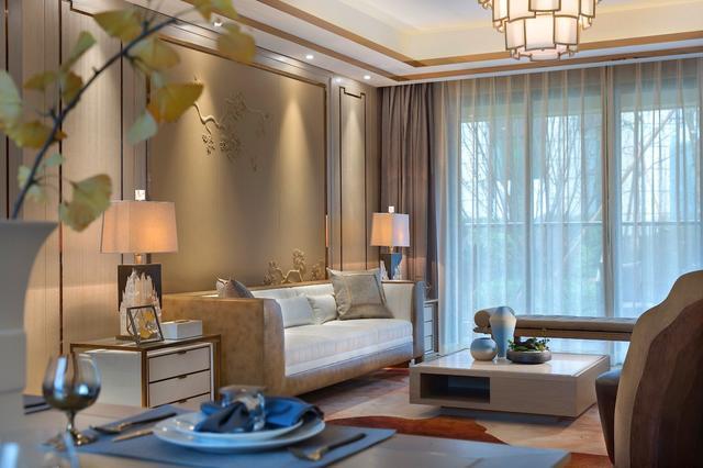 女人靓丽网-简约时尚的新中式风格家具搭配典范打造新中式的温婉!