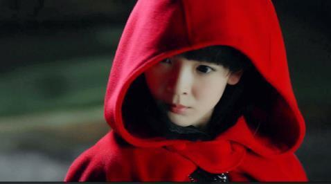 """影视剧中的""""斗篷帽子"""",陈瑶刘亦菲景甜赵丽颖,谁的更漂亮?"""
