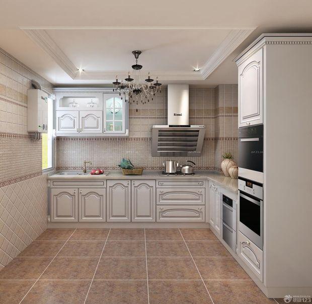 瓷砖厕所厨房效果图