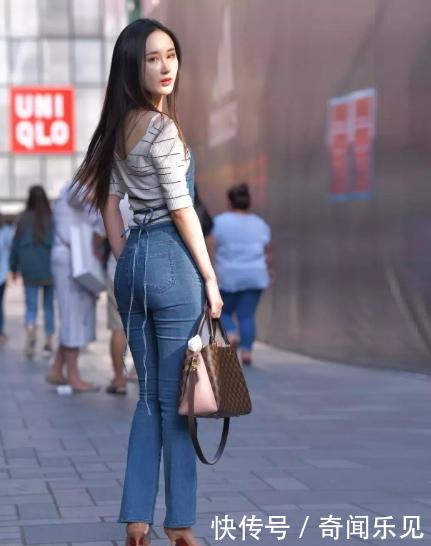 街拍:走上街头的性感们,漂亮的牛仔裤,美女时尚外国人情趣用品图片