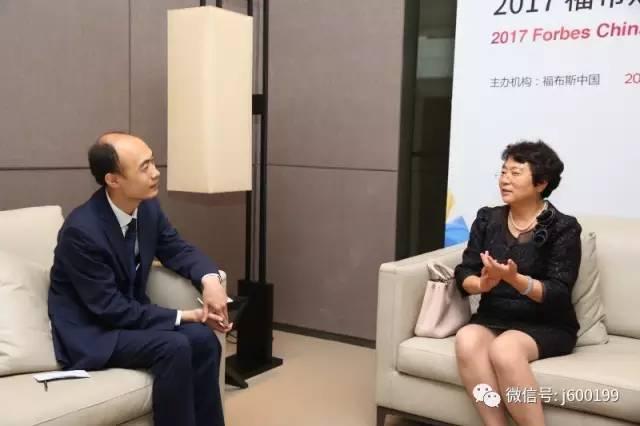 """金种子董事长宁中伟出席""""福布斯""""颁奖典礼"""