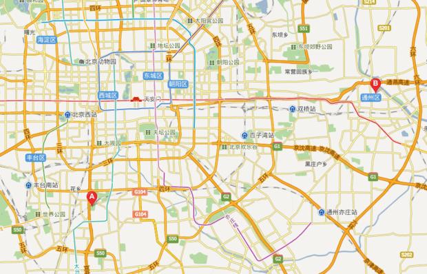 疯狂动物园地图