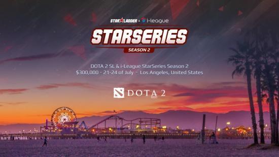 SLi《Dota2》群星联赛决赛