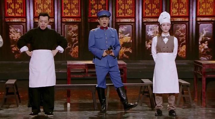 《跨界喜剧王》第三季总决赛第二场 文松海一天上演反转大戏
