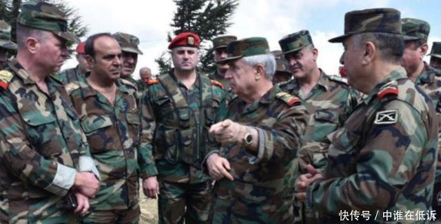 叙利亚官媒确认老虎哈桑的上级情报巨头落马阿萨德笑到了最后