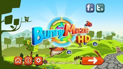 兔子迷宫大冒险高清版截图1