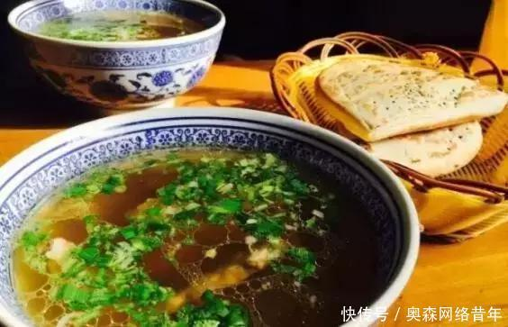 西北全国--陕西人吃馍,美食人折服!小说系统异类美食界图片