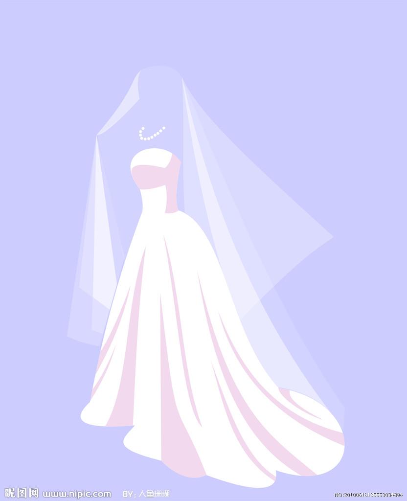 婚纱礼服起源于中国! 传统的中式婚礼总是以红色为主,热烈红火,看着就让人觉得喜庆;相反,传统的西式婚礼的礼服却以白色婚纱和黑色礼服为主,虽然颜色素净了不少,却显得神圣浪漫,与中式婚礼形成了强烈反差。而如今新式的中式婚礼中,年轻人早已把西式的白色婚纱当做首次亮相于宾客面前的重要行头。 1840年,英国女王(Alexandrina Victoria,1819-1901)结婚时,穿上了一袭由漂亮的中国锦缎制作而成的白色礼服,拖尾长达18英尺,并配上白色头纱,从头到脚的纯白色惊艳了全场。而在维多利亚大婚之前,英国